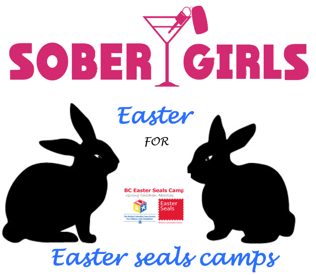 Sober Girls Designated Drivers - Easter Seals