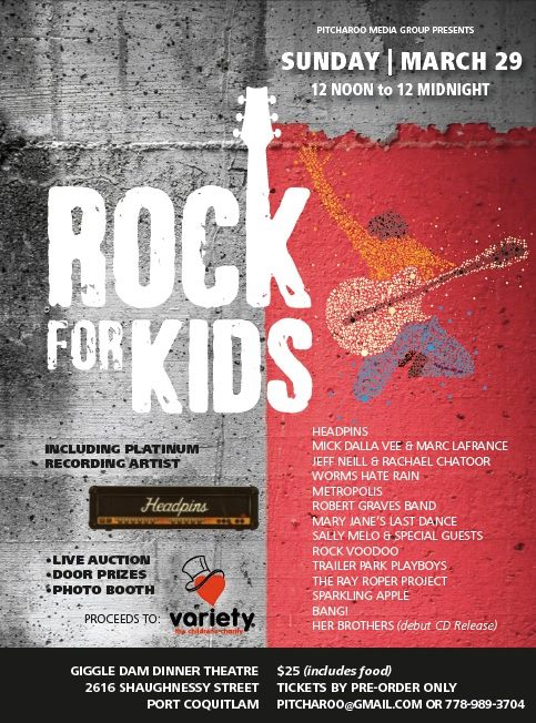 Rock for Kids